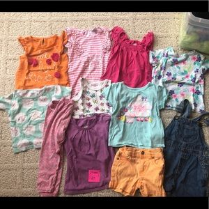 Other - Girls bundle of 24mos/2T clothes